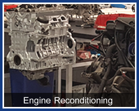 bmw engine reconditioning
